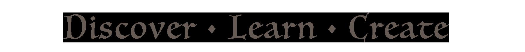 Discover, Learn & Create at Legacies III