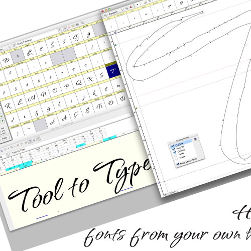 Tool 2 Type with Rob Leuschke