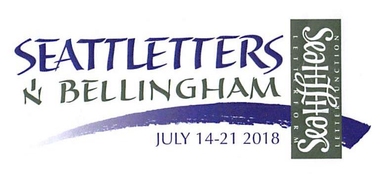 Seattletters 2018 logo