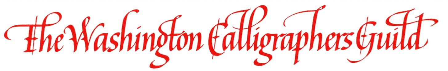Washington Calligraphers Guild